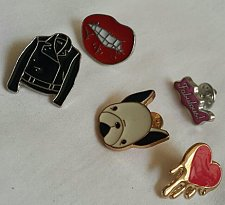 Buy 5pcs cute kids brooch jewelry pins