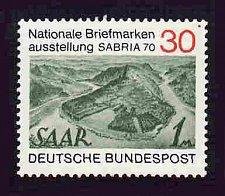 Buy German MNH Scott #1017 Catalog Value $.40