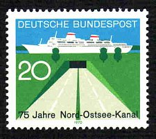 Buy German MNH Scott #1021 Catalog Value $.40