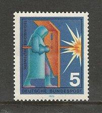 Buy German MNH Scott #1022 Catalog Value $.25