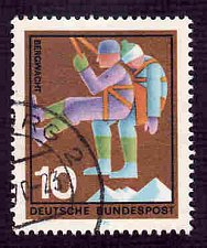 Buy German Used Scott #1023 Catalog Value $.25