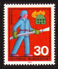 Buy German MNH Scott #1025 Catalog Value $.75