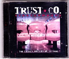 Buy The Lonely Position of Neutral by Trust Company CD 2002 - Very Good