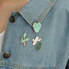 Buy 3pcs cute women brooch jewelry pins