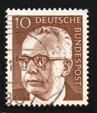 Buy German Used Scott #1029 Catalog Value $.25