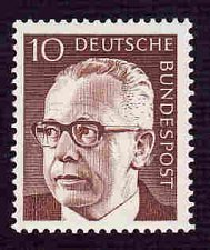 Buy German MNH Scott #1029 Catalog Value $.30