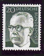 Buy German MNH Scott #1030 Catalog Value $.30