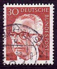 Buy German Used Scott #1031 Catalog Value $.25