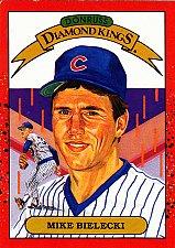 Buy Mike Bielecki #9 - Cubs 1990 Donruss Baseball Trading Card