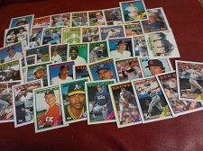 Buy 1988 topps baseball 40 cards
