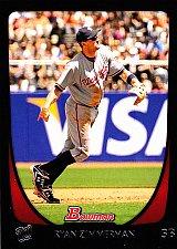 Buy Ryan Zimmerman #63 - Nationals 2011 Bowman Baseball Trading Card