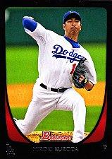 Buy Hiroki Kuroda #147 - Dodgers 2011 Bowman Baseball Trading Card