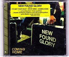 Buy Coming Home by New Found Glory CD 2006 - Brand New