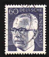 Buy German Used Scott #1034 Catalog Value $.25