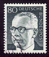 Buy German Used Scott #1036 Catalog Value $.30
