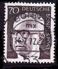 Buy German Used Scott #1035 Catalog Value $.30