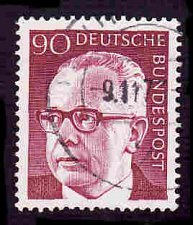 Buy German Used Scott #1037 Catalog Value $1.20