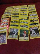 Buy fleer 1990 baseball lot 40 cards
