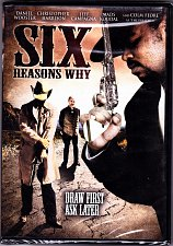 Buy Six Reasons Why DVD 2008 - Brand New