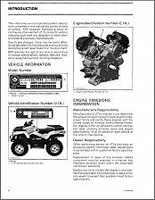 Buy 2007-2008-2009-2010-2011 Can-Am Outlander / Renegade ATV Service Manual on a CD