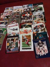 Buy NFL FOOTBALL LOT 40 CARDS