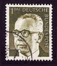 Buy German Used Scott #1038 Catalog Value $.30