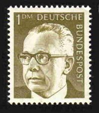 Buy German Hinged Scott #1038 Catalog Value $1.15