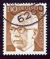 Buy German Used Scott #1040 Catalog Value $.80