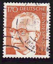 Buy German Used Scott #1042A Catalog Value $.80