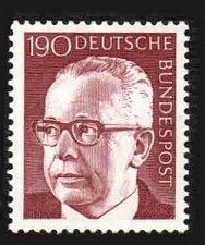 Buy German Hinged Scott #1043 Catalog Value $2.70