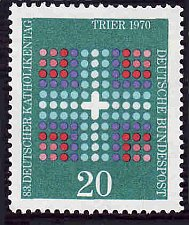 Buy German MNH Scott #1046 Catalog Value $.30
