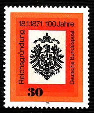 Buy German Hinged Scott #1052 Catalog Value $1.35