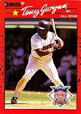 Buy Tony Gwynn #705 - Padres 1990 Donruss Baseball Trading Card