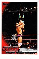 Buy David Hart Smith #28 - WWE 2010 Topps Wrestling Trading Card