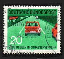 Buy German Used Scott #1061 Catalog Value $.25
