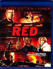 Buy Red - Blu-ray Disc 2011 - Like New