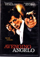 Buy Avenging Angelo DVD 2003 - Very Good