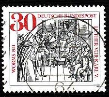 Buy German Used Scott #1063 Catalog Value $.30