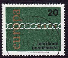 Buy German Used Scott #1064 Catalog Value $.25