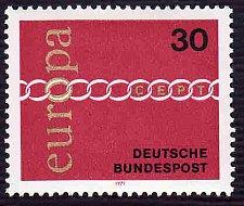 Buy German Hinged Scott #1065 Catalog Value $.25