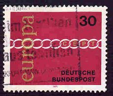 Buy German Used Scott #1065 Catalog Value $.25