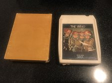 Buy pete townshend & the who odds & sods 1974 VG+ 8 track tape