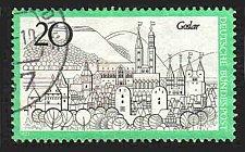 Buy German Used Scott #1067 Catalog Value $.35
