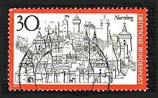 Buy German Used Scott #1068 Catalog Value $.30