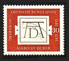 Buy German Used Scott #1070 Catalog Value $.30
