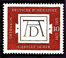 Buy German MNH Scott #1070 Catalog Value $1.25