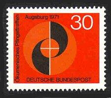 Buy German MNH Scott #1071 Catalog Value $.40