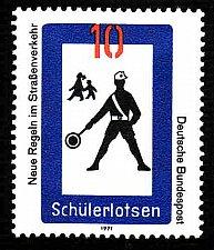 Buy German Hinged Scott #1055 Catalog Value $.25