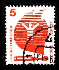 Buy German Used Scott #1074 Catalog Value $.25