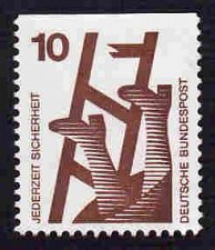 Buy German MNH Scott #1075 Catalog Value $.30
